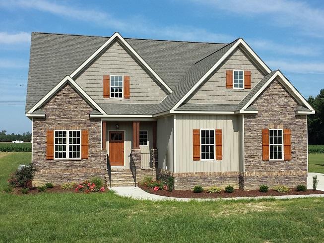 Linton builders eastern north carolina custom home for Home builders in eastern nc